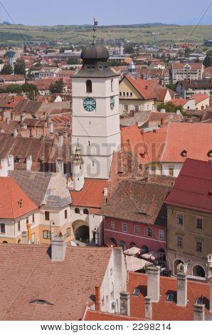 Council Tower-Sibiu,Romania