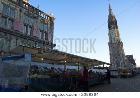 Delft Main Market