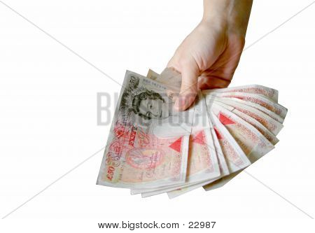 Offering Money