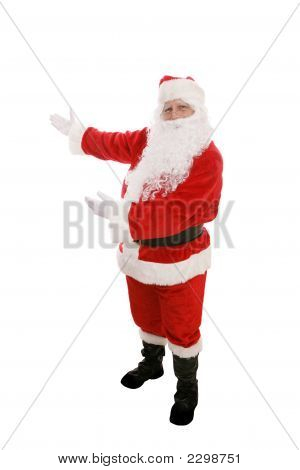 Santa presentes