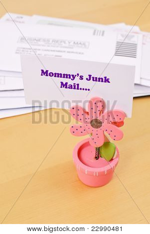 Mommy's Junk Mail