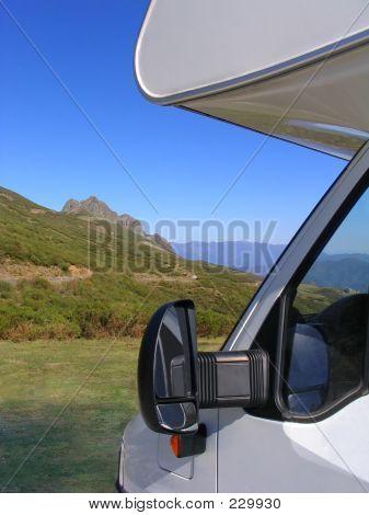 Traveling In Motorhome 1
