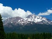 Mount Shasta, Northern California