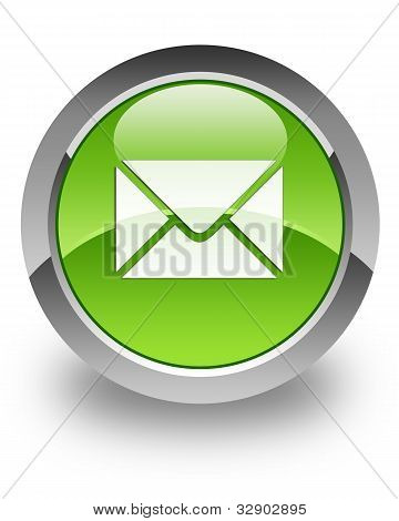 E-mail glossy icon