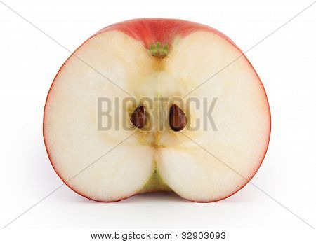 Half An Apple