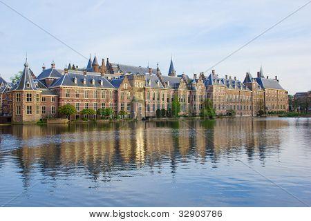 Dutch Parliament, Den Haag, Netherlands