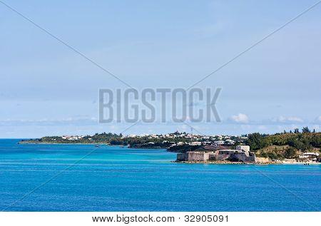 Fort St. Catherine In St. George's Bermuda