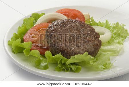 Meat Rissole