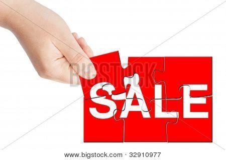 Sale Puzzle