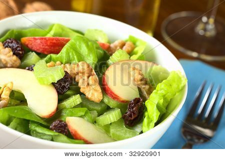 Fresh Waldorf Salad