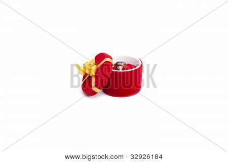 red velvet case