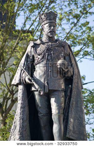 Estátua do Rei Edward VII, Reading, Berkshire