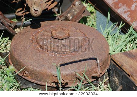 German landmine of WWII