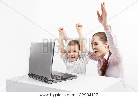 new technology and child
