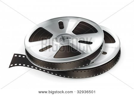 Film Reel bitmap copy