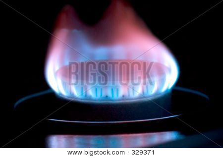 Natural Gas Flame 2