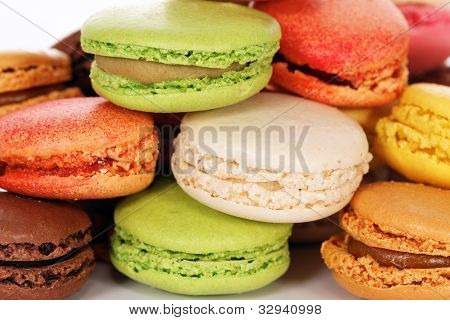 Macaroons Assortment