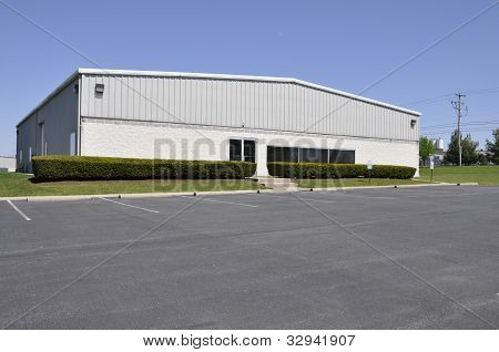 Small Office Or Industrial Building