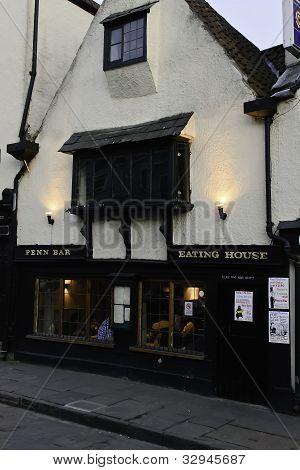 Wells, England Pub