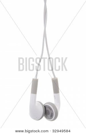 Isolated Objects: Earbuds