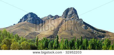 Landschaft in der Türkei