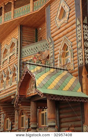 Kremlin in Izmaylovo, Moscow landmark