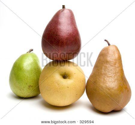 Pear Pyramid