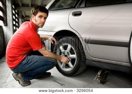 Reparo de pneu