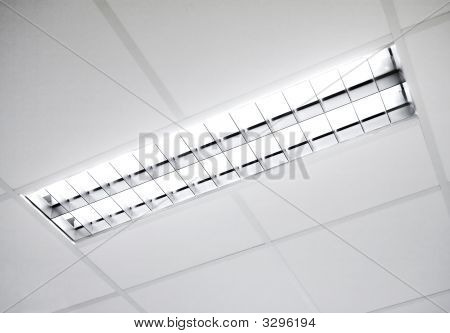 Fluorescent Light Fixture