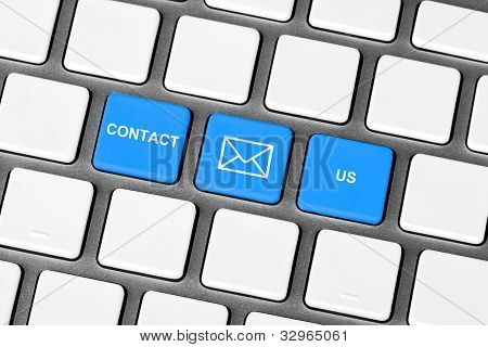Contact Us Blue Key