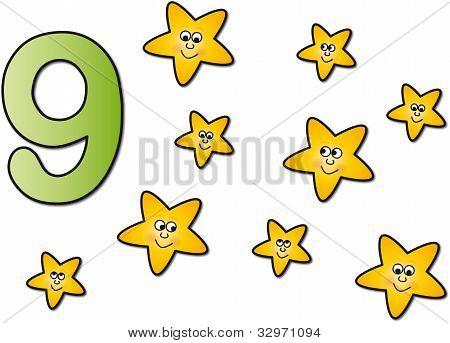 Nine Number