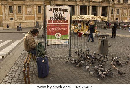 Economy crisis in Italy