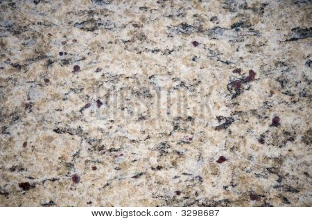 Abstract Image Of Granite