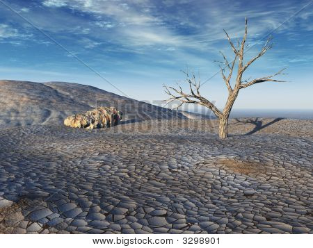 Dead Tree Wasteland