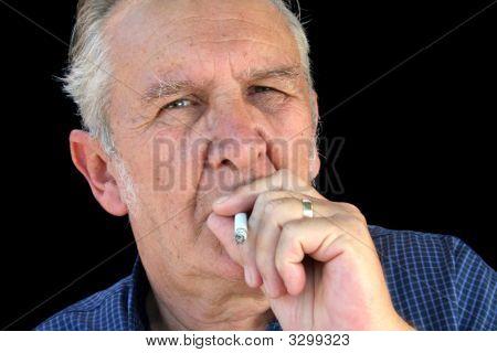 Senior Smoker