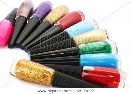 Esmaltes de uñas