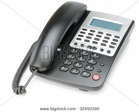 Telefon, Isolated On White