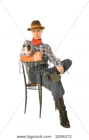 Sitting Cowgirl