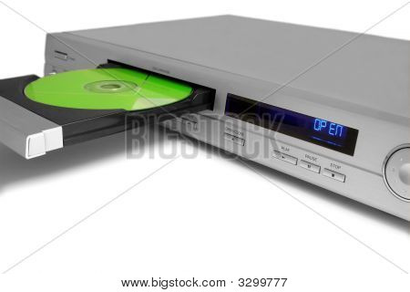 The Dvd-Player