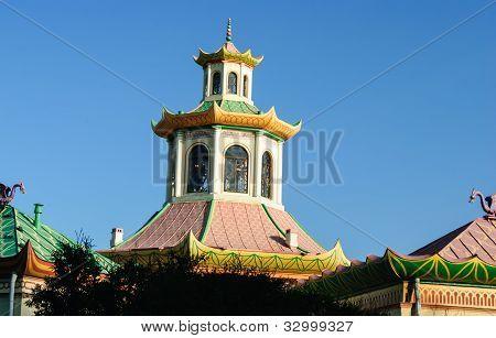 The Chinese Pagoda.