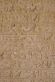 stock photo of ptolemaic  - Limestone stele from Ptolemaic age - JPG