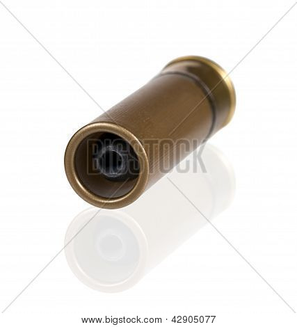 12 Caliber Bullet Cartridge