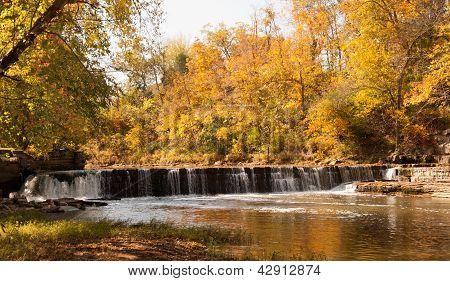 White Mills in Autumn