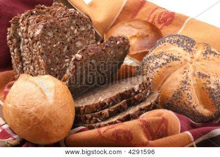 Brot und Brötchen