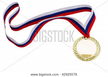 golde? medal
