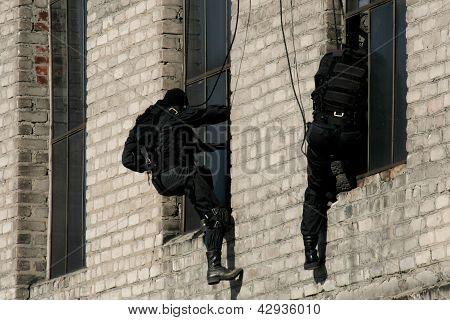 Anti-terrorist Police