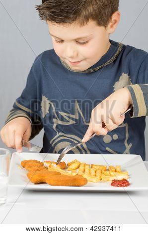 Child Dinner