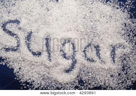 Spilling Sugar