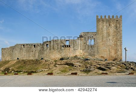 Belmonte Castle In Portugal
