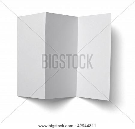 leaflet book